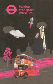 London Transport Museum, Wellington Street, Covent Garden, Westminster, WC2E